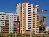 Екатеринбург, улица Машинная, дом 3А. многоквартирный дом