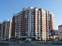 Yekaterinburg, Akademik Shvarts st, house 4. Apartment house