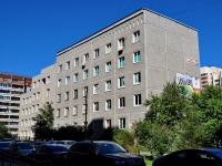 Екатеринбург, улица Академика Шварца, дом 14Б. офисное здание