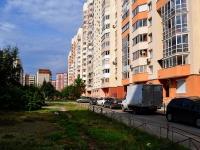 Yekaterinburg, Akademik Shvarts st, house 14. Apartment house