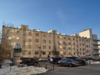 neighbour house: st. Malyshev, house 2Ж. Apartment house