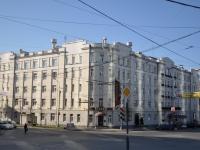 neighbour house: st. Malyshev, house 74. hotel Екатеринбург-Центральный