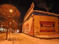叶卡捷琳堡市, 公共机关 Екатеринбургский Суворовско-Нахимовский кадетский клуб, Malyshev st, 房屋 102А