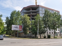 neighbour house: st. Gagarin, house 23/СТР. building under construction