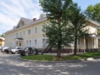 "neighbour house: st. Gagarin, house 53Б. church ""Иисуса Христа Святых последних дней"""