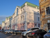 Yekaterinburg, office building СЕНАТ, Gorky st, house 7А