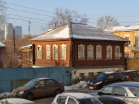 neighbour house: st. Gorky, house 36. multi-purpose building