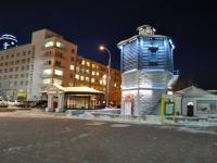 Екатеринбург, улица Горького, дом 4В. многофункциональное здание