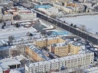 Екатеринбург, улица Горького, дом 27. офисное здание