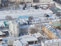 Yekaterinburg, Gorky st, house 31. Apartment house