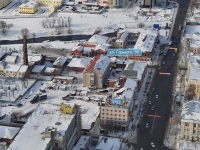 Yekaterinburg, Gorky st, house 39. office building