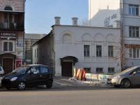 Yekaterinburg, Pushkin st, house 7Б. institute