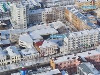 Yekaterinburg, Pushkin st, house 7. multi-purpose building