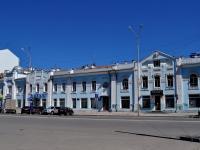 Екатеринбург, улица Пушкина, дом 16. многофункциональное здание