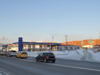 Yekaterinburg, fuel filling station №21, Vostochnaya st, house 5В