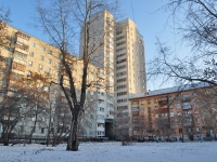 Yekaterinburg, Vostochnaya st, house 30. Apartment house