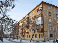 Yekaterinburg, Vostochnaya st, house 78. Apartment house