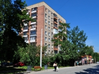 Yekaterinburg, Vostochnaya st, house 82. Apartment house