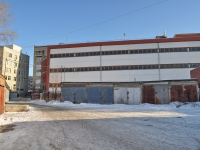 Yekaterinburg, Mamin-Sibiryak st, house 38А. garage (parking)