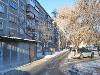 Yekaterinburg, Mamin-Sibiryak st, house 51. Apartment house
