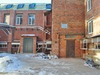 Yekaterinburg, institute Институт международных связей, Mamin-Sibiryak st, house 85А