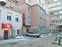 Yekaterinburg, Mamin-Sibiryak st, house 85Б. multi-purpose building