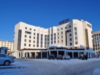 neighbour house: st. Mamin-Sibiryak, house 98. hotel PARK INN