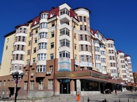neighbour house: st. Mamin-Sibiryak, house 126. Apartment house