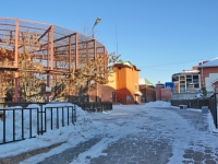 Екатеринбург, улица Мамина-Сибиряка, зоопарк