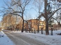 Екатеринбург, школа №52, улица Бисертская, дом 6Б