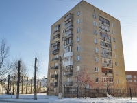 Yekaterinburg, Bisertskaya st, house 10. Apartment house