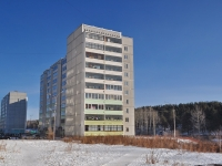 Yekaterinburg, Bisertskaya st, house 16 к.3. Apartment house