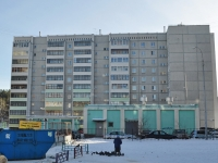 Yekaterinburg, Bisertskaya st, house 16 к.4. Apartment house