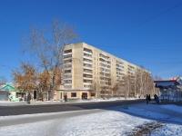 叶卡捷琳堡市, Bisertskaya st, 房屋 23. 公寓楼