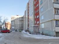 Екатеринбург, улица Бисертская, дом 27. многоквартирный дом