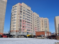 Yekaterinburg, Bisertskaya st, house 34. Apartment house