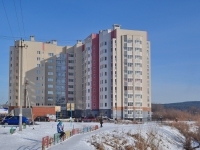 Екатеринбург, улица Бисертская, дом 36. многоквартирный дом