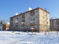 Yekaterinburg, Bisertskaya st, house 139Б. Apartment house