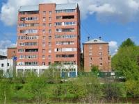 叶卡捷琳堡市,  , house 6В. 公寓楼