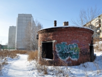 Екатеринбург, улица Бисертская, неиспользуемое здание
