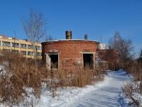 Yekaterinburg, Bisertskaya st, vacant building