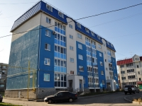 叶卡捷琳堡市, Selkorovskaya st, 房屋 16. 公寓楼