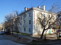 Yekaterinburg, Selkorovskaya st, house 18. Apartment house