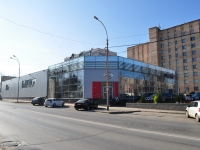 Yekaterinburg, automobile dealership Suzuki , Selkorovskaya st, house 22