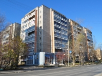 Yekaterinburg, Selkorovskaya st, house 38. Apartment house