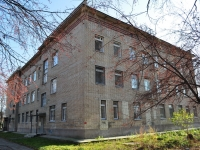 Екатеринбург, улица Селькоровская, дом 62. поликлиника