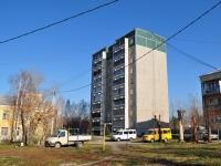 Екатеринбург, улица Селькоровская, дом 64А. многоквартирный дом