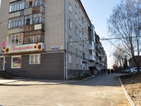 Yekaterinburg, Selkorovskaya st, house 100/2. Apartment house with a store on the ground-floor