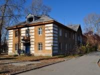 叶卡捷琳堡市, Selkorovskaya st, 房屋 112. 公寓楼