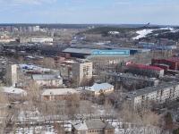 Екатеринбург, улица Селькоровская, дом 2. жилой дом с магазином